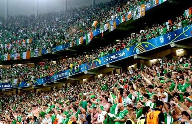 ايرلندا تسمح بحضور عدد محدود من الجماهير