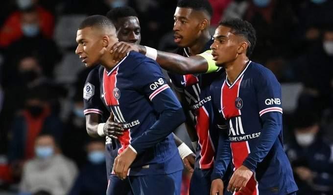 ترتيب الدوري الفرنسي بعد انتهاء مباريات السبت