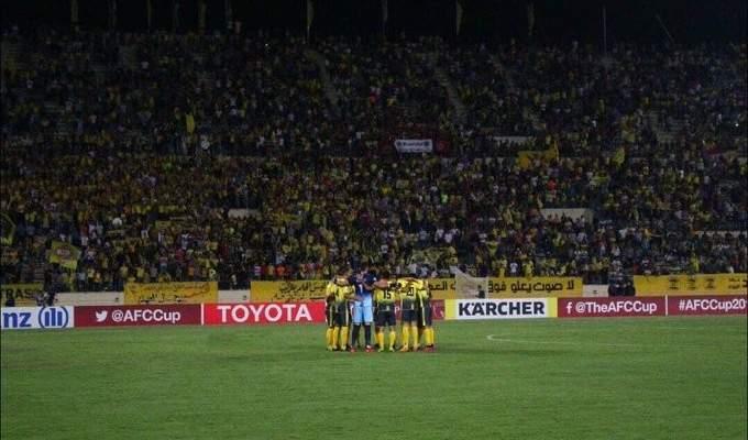 العهد يحرز لقب بطولة كأس الإتحاد الآسيوي