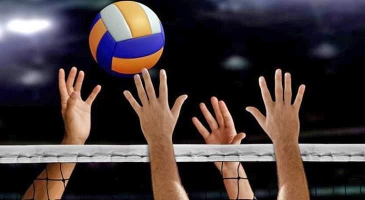 القرعة : غياب اندية لبنان وتونس عن البطولة العربية للكرة الطائرة