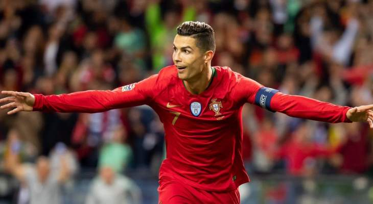 One goal separates Cristiano Ronaldo from a new glory