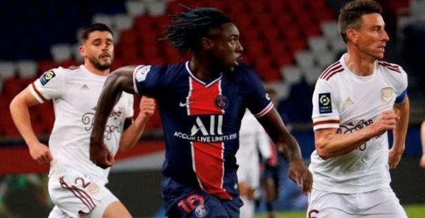 ترتيب الدوري الفرنسي بعد نهاية مباريات الاحد