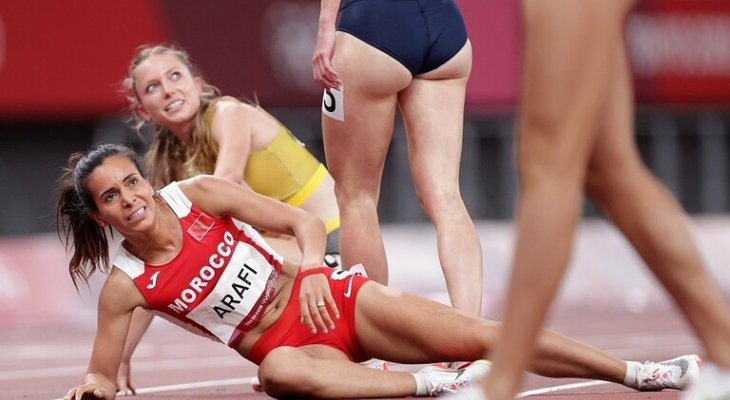 اولمبياد طوكيو: رباب العرافي تودع المنافسات