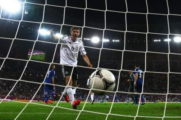 اجمل لقطات مباراة المانيا واليونان