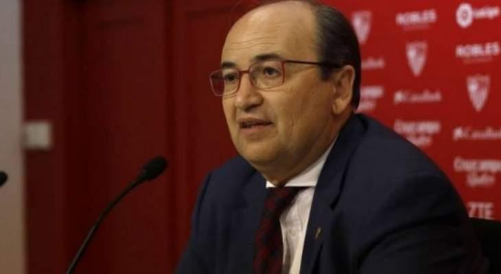 كاسترو : علاقتنامع الاتحاد الإسباني ليست مثالية