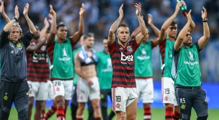 فلامنغو يستعرض قوته في الدوري البرازيلي قبل انطلاق مونديال الاندية