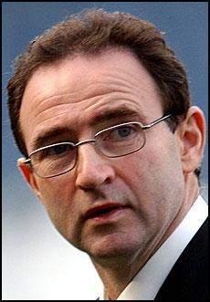 اونيل المرشح الابرز لقيادة منتخب جمهورية ايرلندا