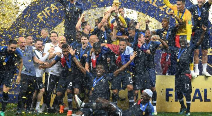موجز الصباح: أُسْدِلَ الستار على كأس العالم بعد ٣٢ يوماً ورونالدو لاعباً في يوفنتوس إبتداء من اليوم