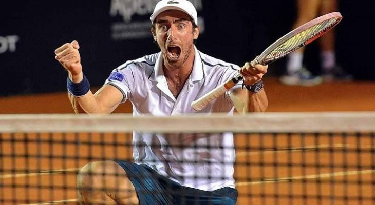 ريو 2016 :كويفاس إلى الدور الثاني ضمن منافسات كرة المضرب
