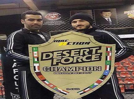 محمد فخر الدين: تطور لبناني كبير في MMA وانتظروني في ايار