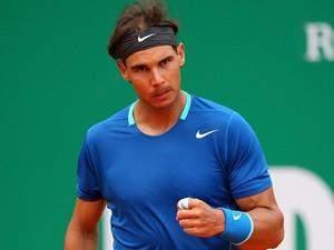 نادال يتقدم بسهولة الى الدور الثاني ضمن منافسات كرة المضرب