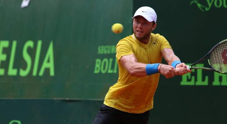 منع الاوكراني بوبلافسكي من ممارسة التنس مدى الحياة