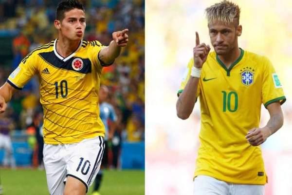 البرازيل وكولومبيا بث مباشر