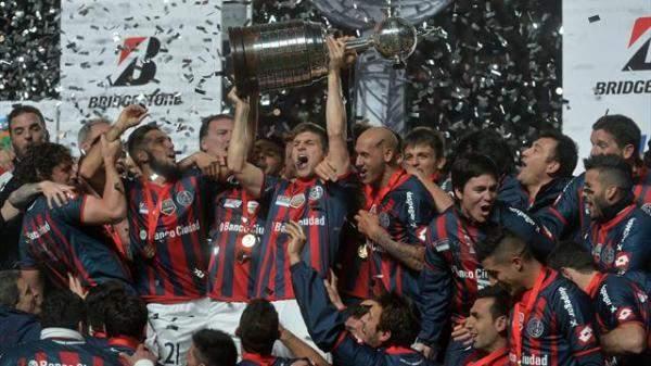 سان لورينزو يحرز كأس ليبرتادوريس للمرة الاولى في تاريخه