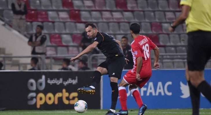 كأس محمد السادس : الشباب السعودي ثاني المتأهلين إلى ربع النهائي