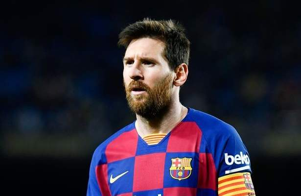 ميسي غير متفائل من قدرة برشلونة على الفوز بدوري الأبطال