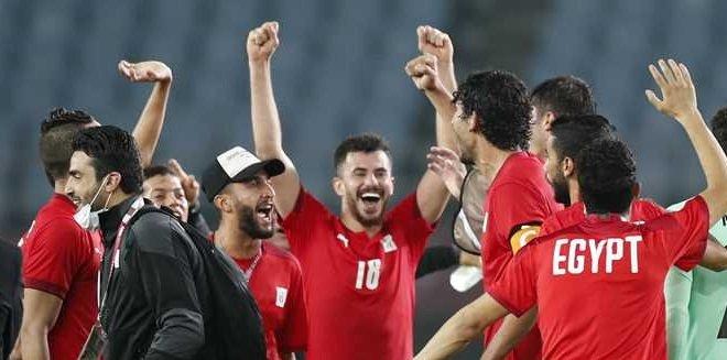 تشكيلة منتخب مصر الاولمبي ضد البرازيل