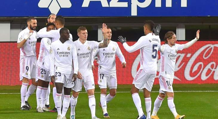 موجز الصباح: ريال مدريد يواصل انتصاراته، لاتسيو يهزم نابولي، رونالدو يحصل على جائزة القدم الذهبية وماكنتاير يتغلب على إي جاي ستايلز وذا ميز