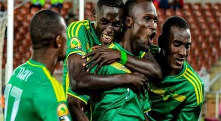 وديا موريتانيا تتخطى مدغشقر