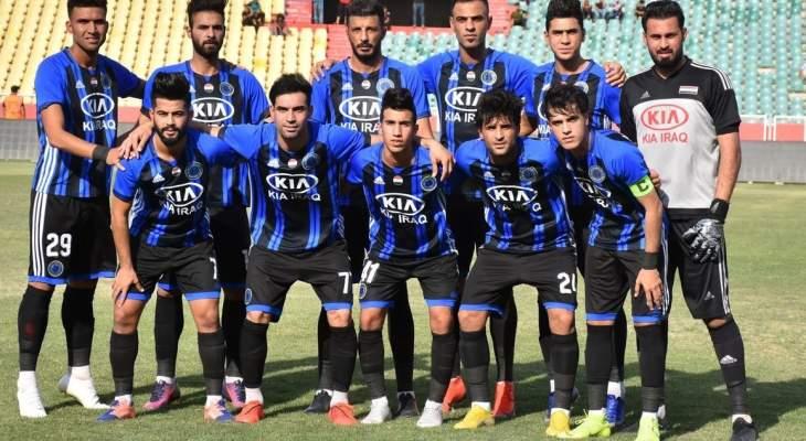 الطلبة العراقي يختار مدربا جديدا للفريق
