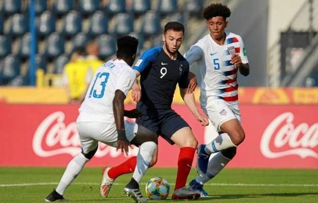 كأس العالم للشباب : الولايات المتحدة  تفاجىء فرنسا وكوريا تجتاز اليابان
