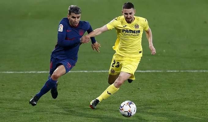 أتلتيكو مدريد يعزّز صدارته بفوز مهمّ على حساب فياريال