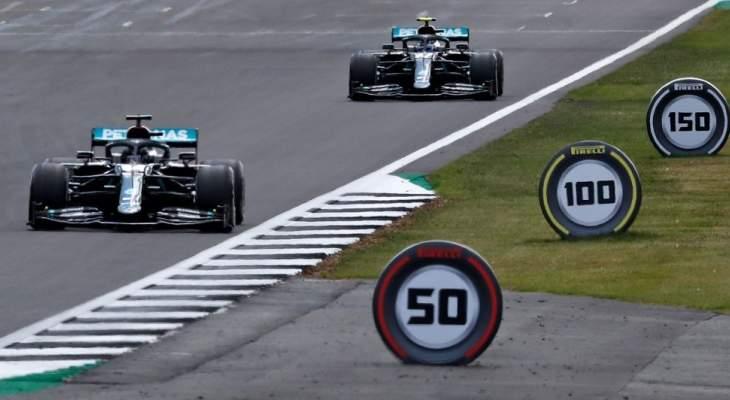 ترتيب السائقين بعد نهاية الجولة الرابعة من بطولة العالم للفورمولا وان