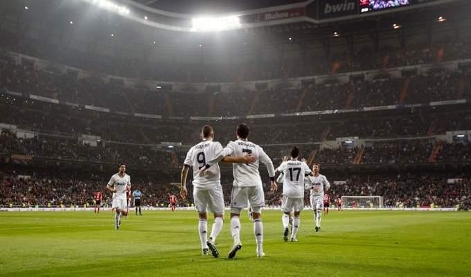 بنزيما: كنت العب من اجل رونالدو في ريال مدريد