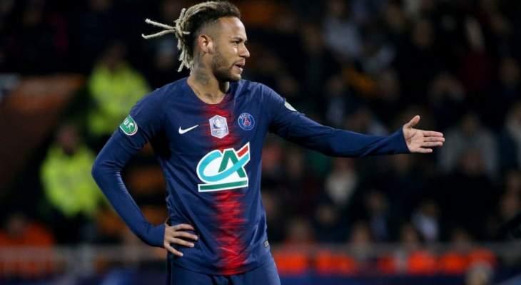 برشلونة يبدأ محاولته لاستعادة نيمار