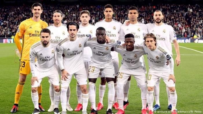 ريال مدريد الاعلى قيمة مالية متفوقا على البرسا واليوفنتوس والبايرن