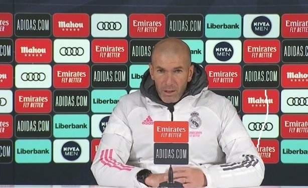 زيدان: لن اتحدث عن الاصابات.. واثق بنفسي وباللاعبين