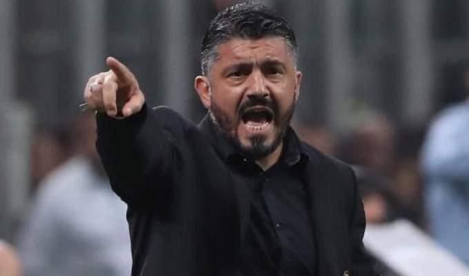 غاتوزو كان يريد ريبيري في ميلان