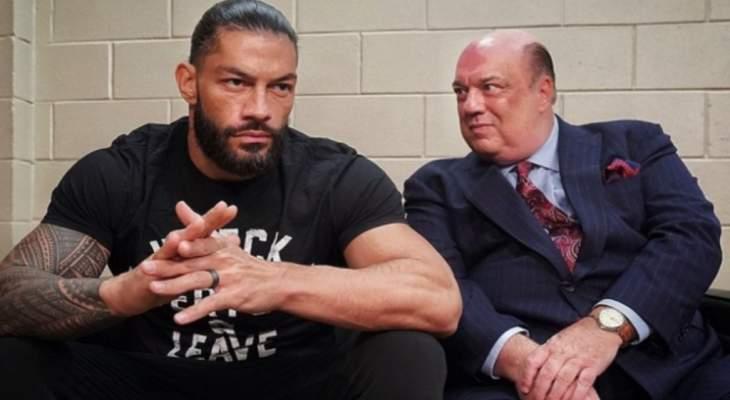 الجمهور يعبر عن فرحته بما قام به راينز في WWE Payback