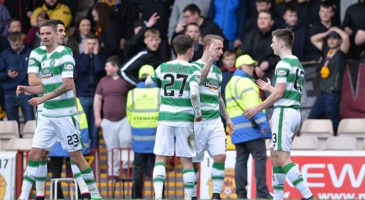 سيلتيك يحرز كأس اسكتلندا ويحقق الثلاثية
