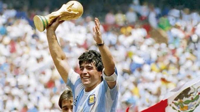 تقارير رسمية تؤكد وفاة الاسطورة الارجنتينية مارادونا