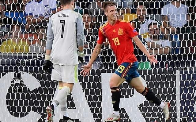 ميسي يريد عودة اولمو الى برشلونة