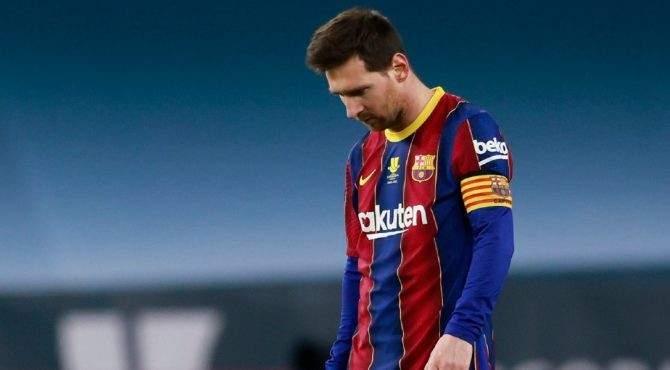 ميسي يتواصل مع لابورتا ويحدّد شرطه للبقاء في برشلونة