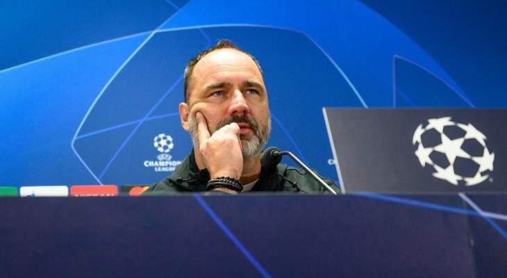 مدرب سلافيا براغ: برشلونة سيكون بأفضل حالاته
