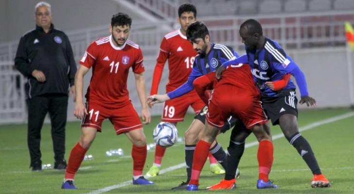 Image result for السيلية يهزم الشحانية  2019