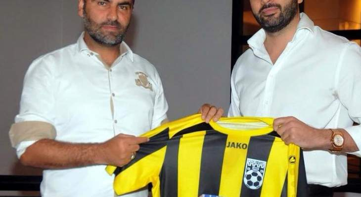 نادي البرج يعلن رسميا التعاقد مع المدرب محمد الدقة