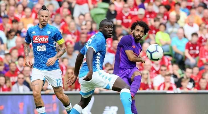 ليفربول لبداية جيدة وبرشلونة يواجه دورتموند لاول مرة في دوري ابطال اوروبا