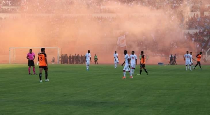 فايز شمسين يهدي الانتصار رقم 21 للنجمة في دربي لبنان