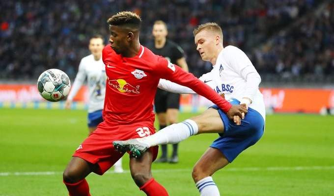 الدوري الالماني: لايبزيغ يرتقي للوصافة مؤقتاً وتعادل مخيب لشالكه امام فورتونا