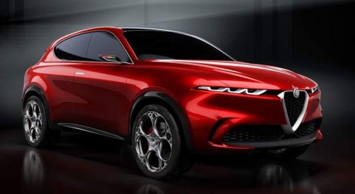 """سيارة """"ألفا روميو تونالي"""" الاختبارية الجديدة: توافق التقنية الكهربائية مع معايير الجمال والديناميكية"""