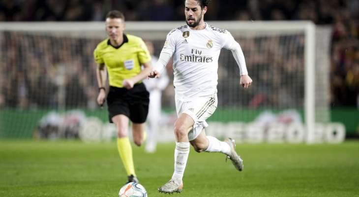 صفقة تبادل محتملة بين الانتر وريال مدريد