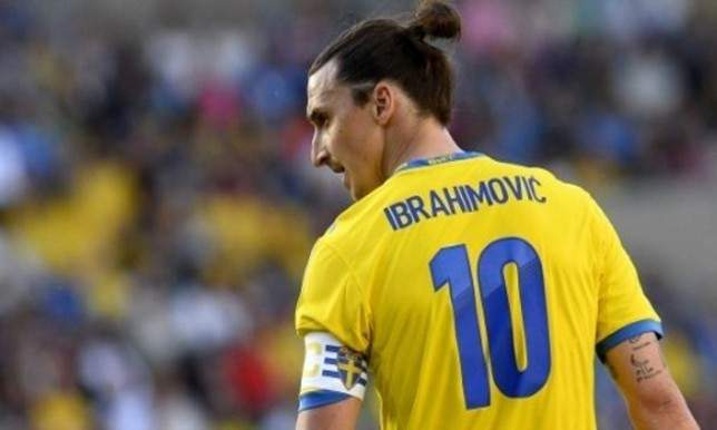 مدرب السويد: عودة زلاتان إبراهيموفيتش إلى صفوف المنتخب مستحيلة