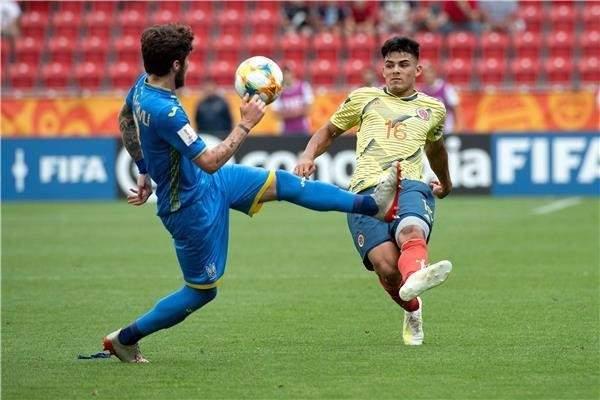 كأس العالم للشباب: اوكرانيا الى نصف النهائي