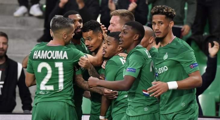 كأس فرنسا: سانت إتيان يواجه رين في 5 آذار المقبل