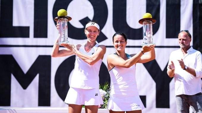لقب بطولة سيول ( الزوجي ) من نصيب أروابارينا وتاتيانا
