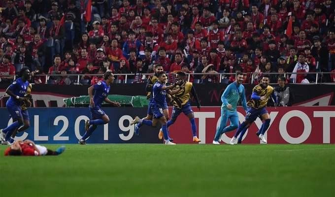 غوميز افضل لاعب وهداف في دوري ابطال اسيا 2019